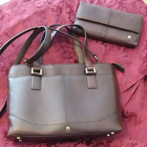 Etienne Aigner purse and wallet